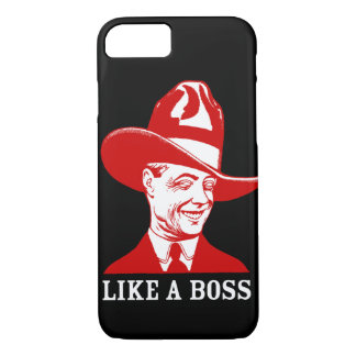 "Apple iPhone 7 Case: ""LIKE A BOSS"" iPhone 8/7 Case"