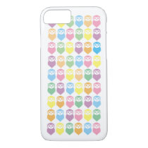 apple iphone 7 owls cover