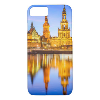 Apple iPhone 8/7, Barely There Phone Case Dresden