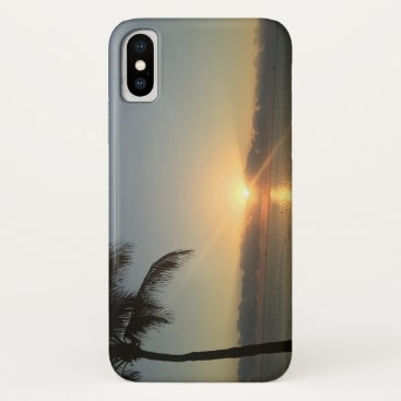 Apple iPhone case beach theme