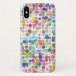 Apple iPhone X CaseMate Case Watercolor Paint Drop