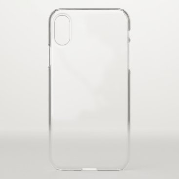 Apple iPhone X Clearly™ Deflector Case