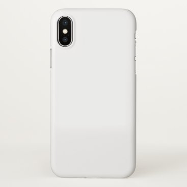 Apple iPhone X Glossy Case