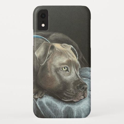 Apple iphone XR dog lover cellphone case