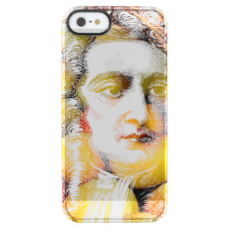 Apple Isaac Newton (Gentle) Uncommon Clearly™ Deflector iPhone 5 Case