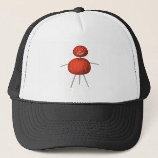 Apple Jack - Vintage Illustration Trucker Hat