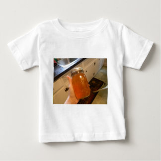 Apple Jelly Canning Jar Baby T-Shirt
