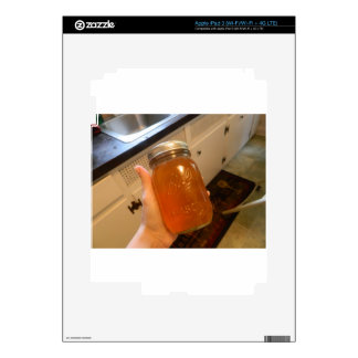 Apple Jelly Canning Jar iPad 3 Skin