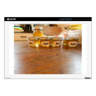 Apple Jelly Canning Photography Decals For Laptops