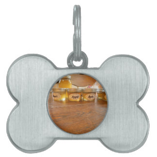 Apple Jelly Canning Photography Pet ID Tag