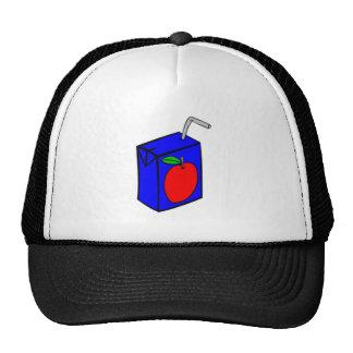 Apple Juice Box Trucker Hat