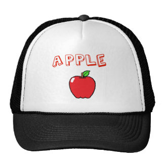 Apple junta con te gorro de camionero