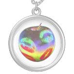 Apple Kiss Necklace