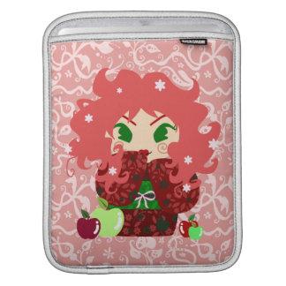 Apple Kokeshi Doll Sleeve For iPads