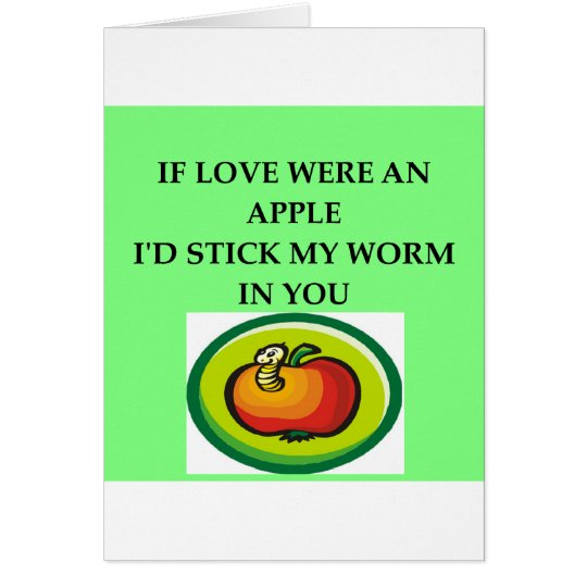 APPLE lovers Card