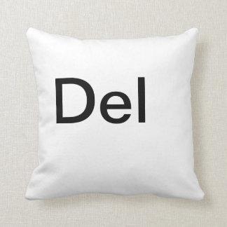 Apple Mac Facebook Google Squidoo Ebay pillow fun