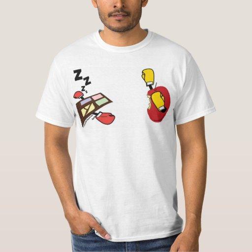 Apple Mac Winning Microsoft Windows Boxing Match T Shirt
