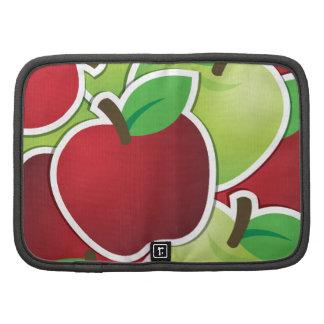 Apple maduro organizador