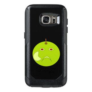 Apple malvado con la cicatriz Halloween llama por Funda Otterbox Para Samsung Galaxy S7