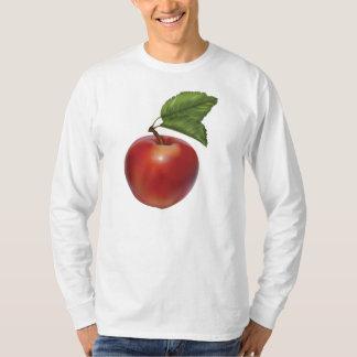 Apple Men's Basic Long Sleeve T-Shirt
