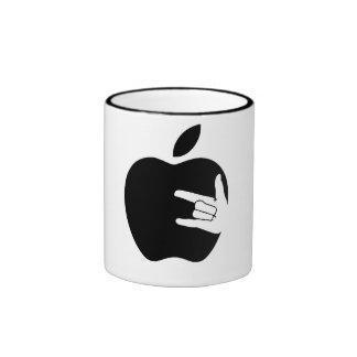 Apple Metal Mug