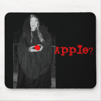 Apple? Mouse Pad