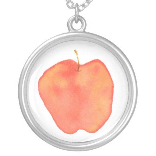 Apple Custom Necklace