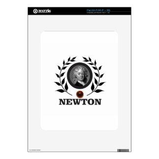 apple newton art iPad decals