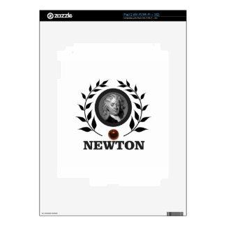 apple newton art skin for the iPad 2