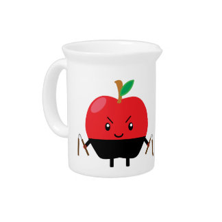 Apple Ninja Drink Pitcher