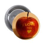 Apple of Love Pins