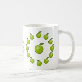 Apple of My Eye, Granny Smith Coffee Mug