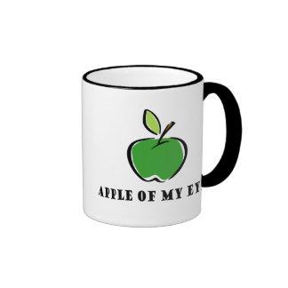 APPLE OF MY EYE Mug