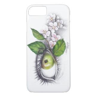 Apple of my eye Pencil art iPhone 7 case