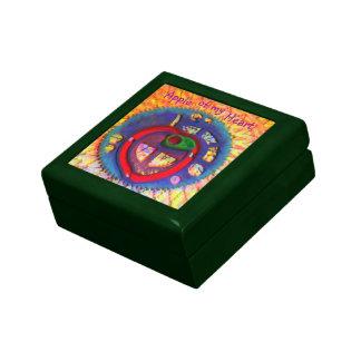 Apple of My Heart Giftbox Trinket Boxes