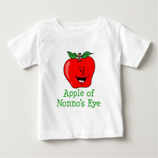 Apple Of Nonno's Eye Baby T-Shirt