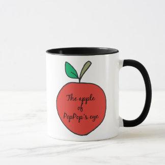 Apple of PopPop's Eye Mug