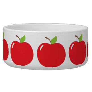 Apple of Your Eye Cartoon Bowl