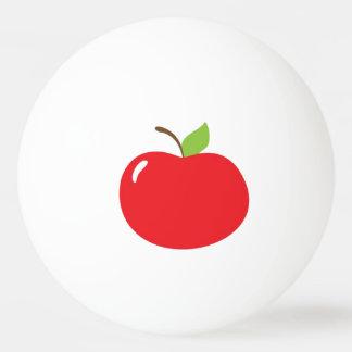 Apple of Your Eye Cartoon Ping-Pong Ball