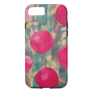 Apple Orchard Abstract iPhone 7 Case