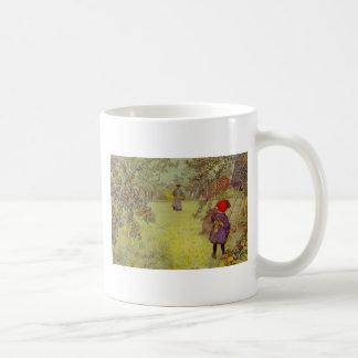 Apple Orchard Harvest Coffee Mugs