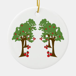 Apple Orchard Ornament