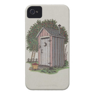 Apple Orchard Outhouse Case-Mate iPhone 4 Case