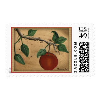 Apple Painting Stamps