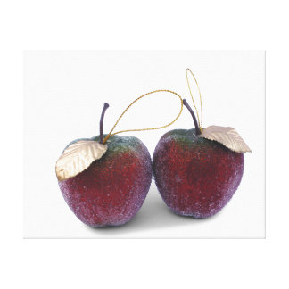 Apple Pair Canvas