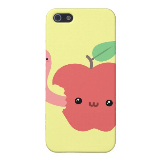 Apple Pals Covers For iPhone 5