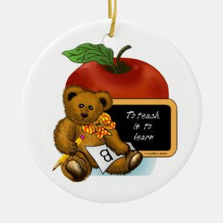 Apple para Teacheer Ornatos