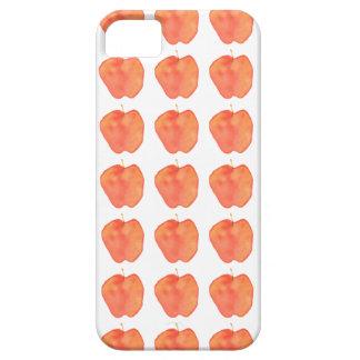 Apple Pattern iPhone 5 Case