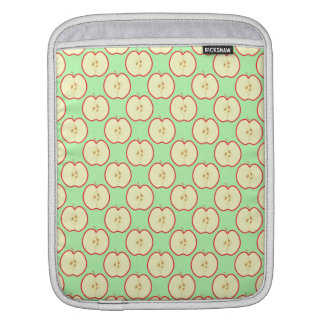 Apple pattern. sleeve for iPads