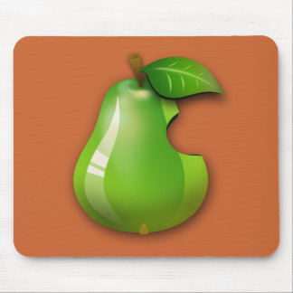 Apple Pear Mouse Pad
